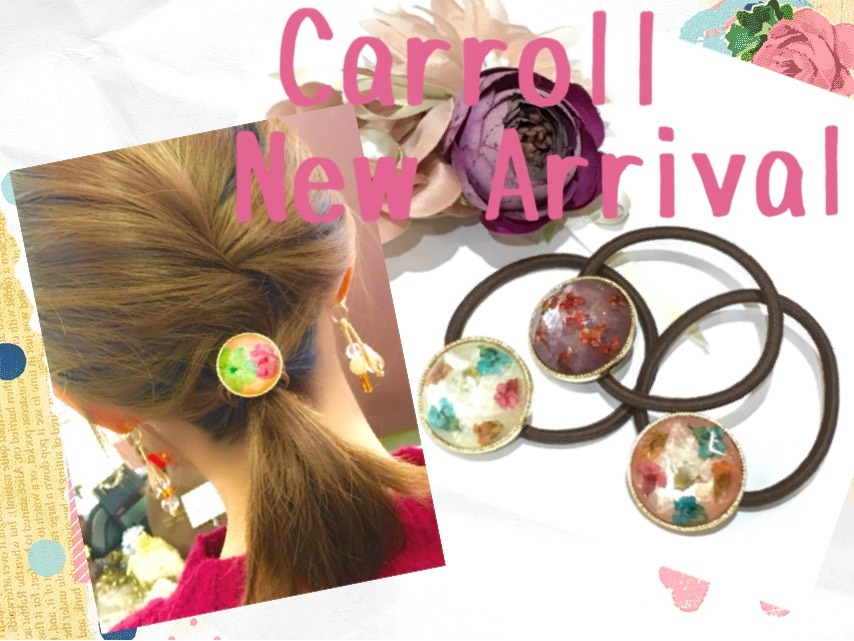 carroll new arrival